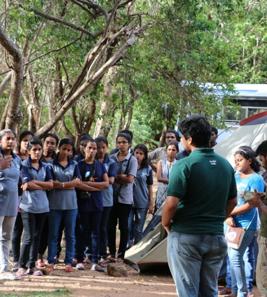 Fishing Cat Youth Camp 2015